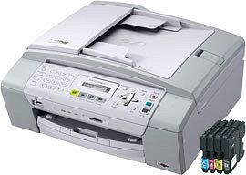 Brother MFC-290C, Tinte (MFC290CG1)