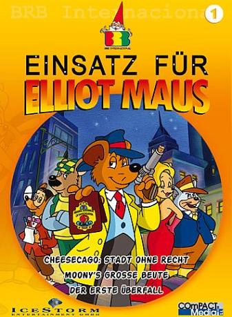 Einsatz für Elliot Maus Vol. 1 -- via Amazon Partnerprogramm