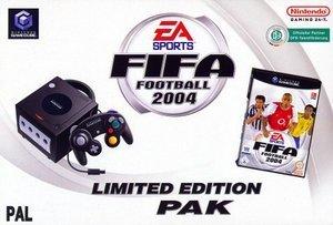 Nintendo GameCube + Fifa 2004 Bundle (GC)