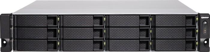 QNAP TVS-1272XU-RP-i3-4G 168TB, 4GB RAM, 2x 10Gb SFP+, 4x Gb LAN, 2HE