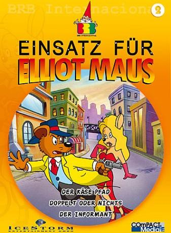 Einsatz für Elliot Maus Vol. 2 -- via Amazon Partnerprogramm