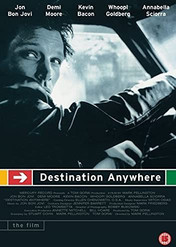 Bon Jovi - Destination Anywhere -- via Amazon Partnerprogramm