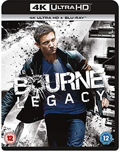 The Bourne Legacy (4K Ultra HD) (UK) -- via Amazon Partnerprogramm
