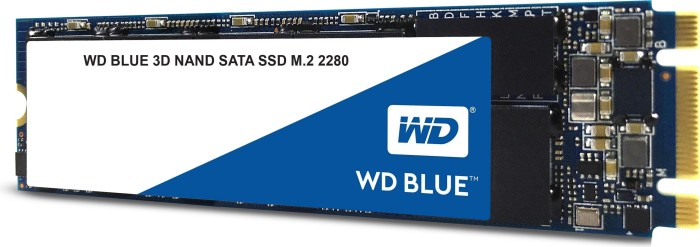 Western Digital WD Blue 3D NAND SATA SSD 2TB, M.2 (WDS200T2B0B) ab € 203,08