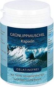 Weltecke Grünlippmuschel Kapseln, 200 Stück
