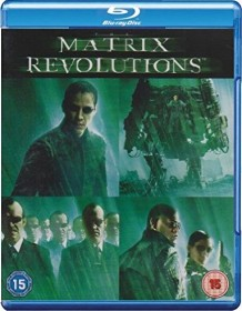 Matrix 3 - Revolutions (Blu-ray) (UK)