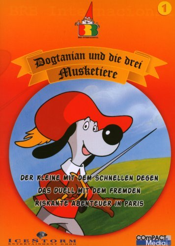 Dogtanian Vol. 1 -- via Amazon Partnerprogramm