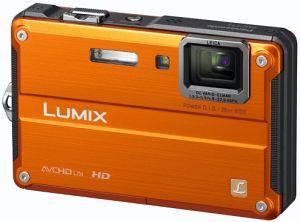 Panasonic Lumix DMC-FT2 orange