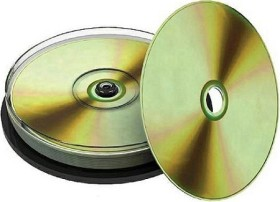MediaRange Professional Line CD-R 80min/700MB True Gold, 25er Spindel (MRPL510)