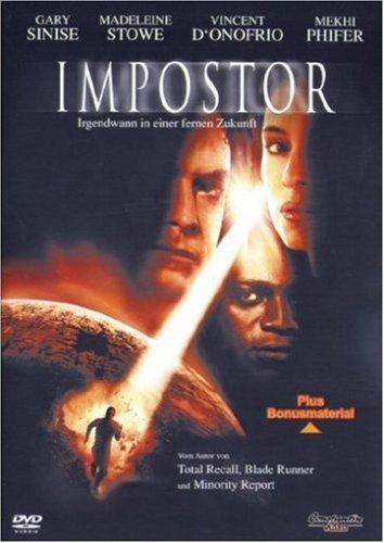 Impostor - Der Replikant -- via Amazon Partnerprogramm