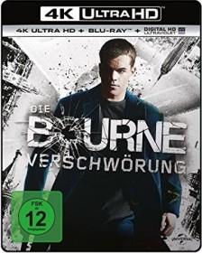 Die Bourne Verschwörung (4K Ultra HD)
