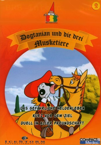 Dogtanian Vol. 2 -- via Amazon Partnerprogramm