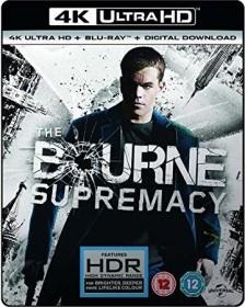 The Bourne Supremacy (4K Ultra HD) (UK)