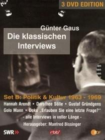 Günter Gaus Interviews 1963-1969