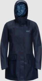 Jack Wolfskin Cape York Mantel midnight blue (Damen) (1111242-1910)