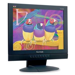 """ViewSonic VG500b czarny, 15"""", 1024x768, analogowy"""