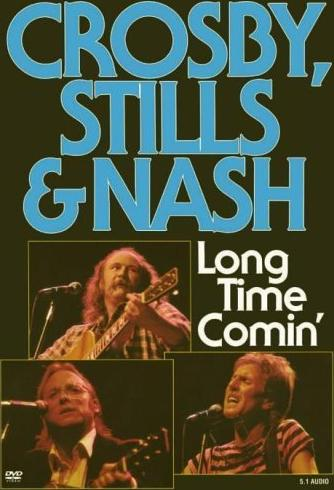 Crosby, Stills & Nash - Long Time Comin' -- via Amazon Partnerprogramm