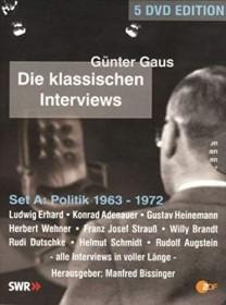 Günter Gaus Interviews 1963-1972