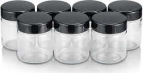 Severin EG 3514 replacement glasses yoghurt maker, 7 pieces