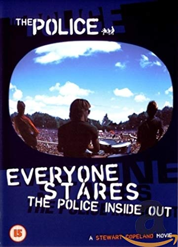 The Police - Everyone Stares: The Police Inside Out -- via Amazon Partnerprogramm