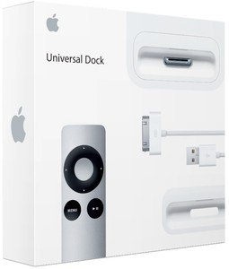 Apple Universal Dock for iPhone 4/3G/3GS iPod touch (MC746B/A)