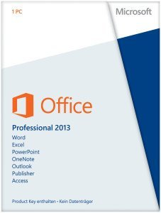 Microsoft: Office 2013 Professional, PKC (Hungarian) (PC) (269-16264)