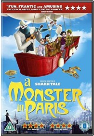 A Monster in Paris (UK)