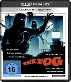 The Fog - Nebel des Grauens (4K Ultra HD)