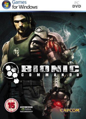 Bionic Commando (deutsch) (PC) -- via Amazon Partnerprogramm