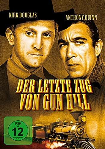 Der letzte Zug von Gun Hill -- via Amazon Partnerprogramm