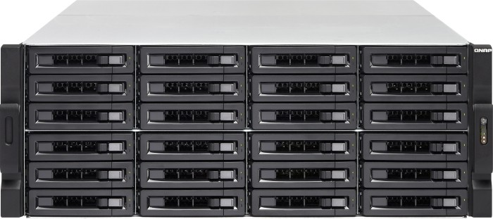 QNAP TVS-2472XU-RP-i5-8G 336TB, 8GB RAM, 2x 10Gb SFP+, 4x Gb LAN, 3HE