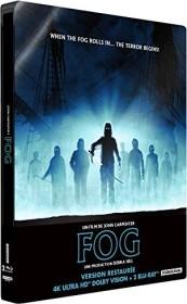 The Fog - Nebel des Grauens (Special Editions)(4K Ultra HD)