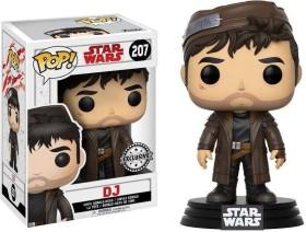 FunKo Pop! Star Wars: The last Jedi - DJ (14761)