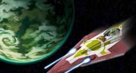 Revell Star Wars Fisto's Jedi Starfighter easykit (06688)