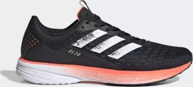 adidas SL 20 core black/cloud white/signal coral (Herren) (EG1144)