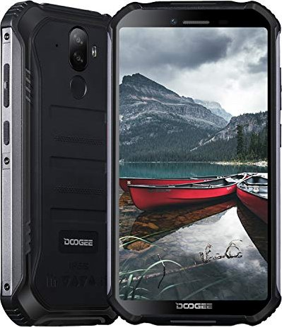 Doogee S40 Pro Mineral Black