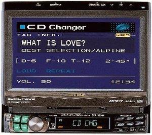 Alpine CVA-1004RR