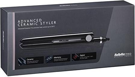 BaByliss Pro BAB2095U advanced Ceramic Styler straightener -- via Amazon Partnerprogramm