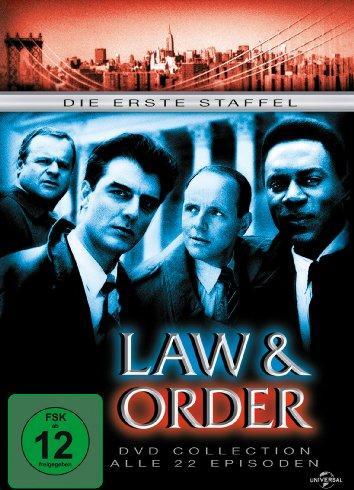 Law & Order Season 1 -- via Amazon Partnerprogramm