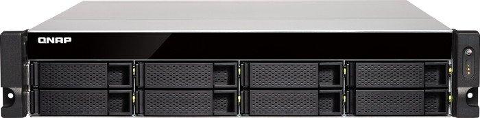 QNAP Turbo Station TS-831XU-RP-4G 32TB, 2x 10Gb SFP+, 2x Gb LAN, 2HE