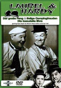 Laurel & Hardy - Der große Fang/Selige Campingfreuden/Die besudelte Ehe (Going Bye Bye..)