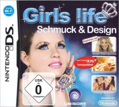Girls Life - Schmuck & Design (deutsch) (DS) -- via Amazon Partnerprogramm