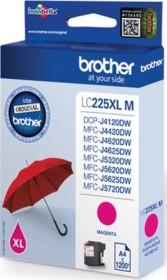 Brother Tinte LC225XL M magenta