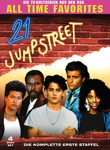 21 Jump Street Season  1 -- via Amazon Partnerprogramm