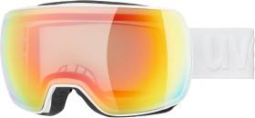 UVEX Compact V weiß/orange