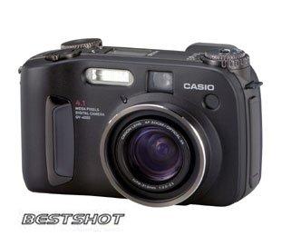 Casio QV-4000, inkl. 1GB Microdrive
