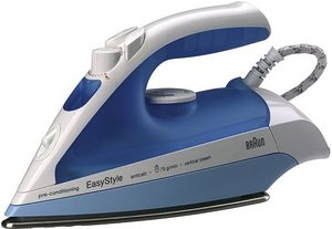 Braun SI2040 steam iron