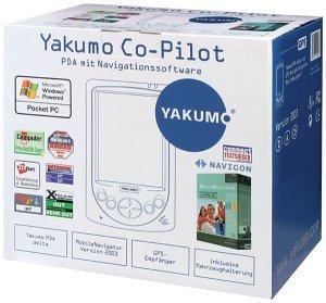 Yakumo Co-Pilot (versch. Modelle)