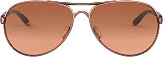 05a4a36bd6 Oakley feedback rose gold vr50 brown gradient (ladies) (OO4079-01 ...