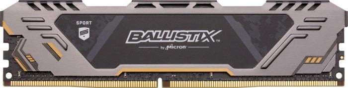 Crucial Ballistix Sport AT DIMM 16GB, DDR4-2666, CL16-18-18 (BLS16G4D26BFST)